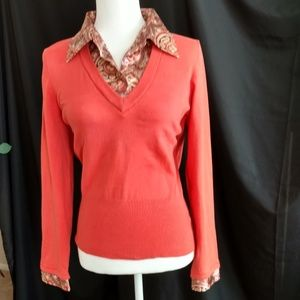 The Limited Blouse Sweater